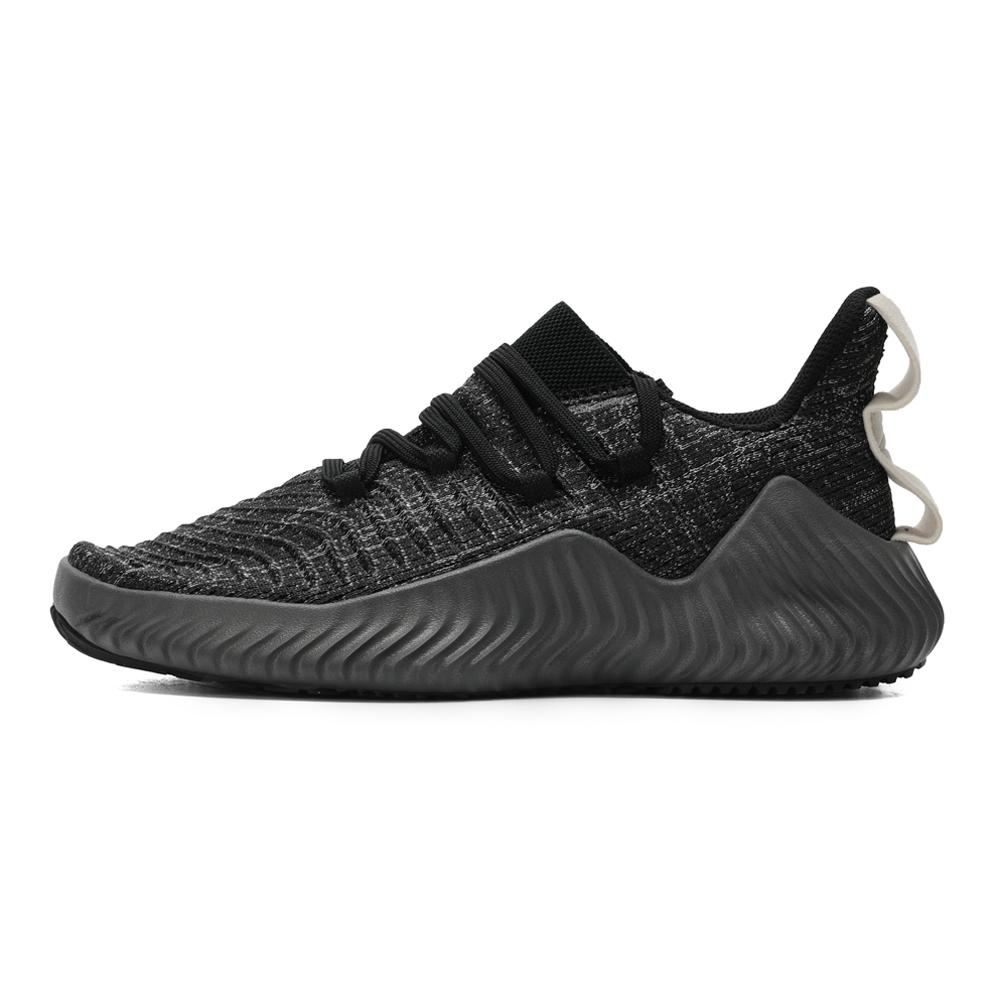 阿迪达斯 AlphaBOUNCE 低配椰子简版黑武士yeezy运动鞋板鞋D96710
