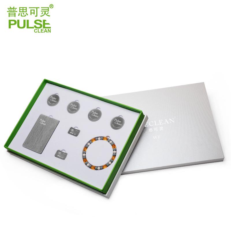普思可灵Pulse Clean手机防辐射贴 WF孕妇防辐射礼盒5件组合套装