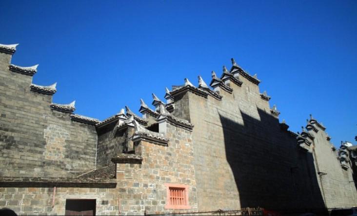 石城唯一的客家民居,竟然是太平天国幼天王洪天贵福囚室图片