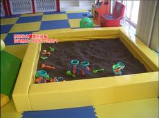 Материалы для детских площадок Песок бассейн