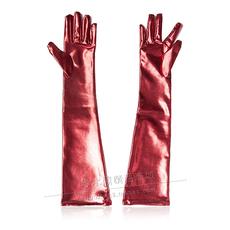 Перчатки Ночной клуб певица прорезиненные перчатки