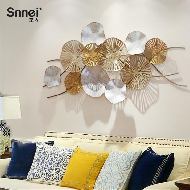 欧式壁挂饰工作室装饰 客厅背景墙面立体铁艺壁饰 创意墙饰挂件