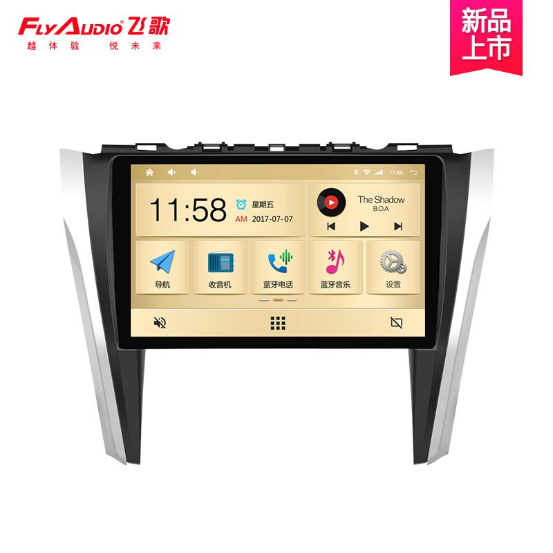 飞歌G6S四代大众迈腾雷凌卡罗拉英朗大屏导航一体智能车机