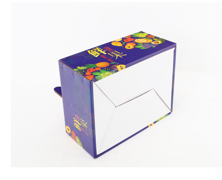 v纸箱纸箱通用10斤定制水果手提包装盒苹果中城建建筑设计有限公司图片
