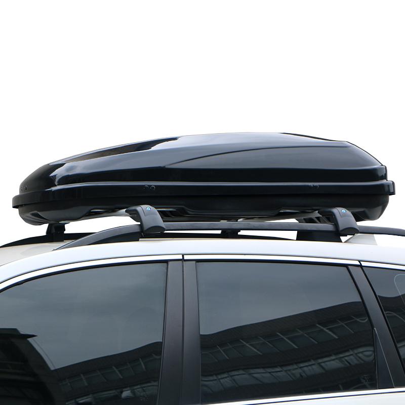 适用18款斯巴鲁XV森林人傲虎改装SUV车顶行李架横条箱车顶行李箱