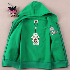 Children's sweatshirt Imidazole/little bear 15