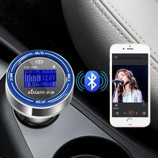 FM модулятор Solam MP3 FM USB