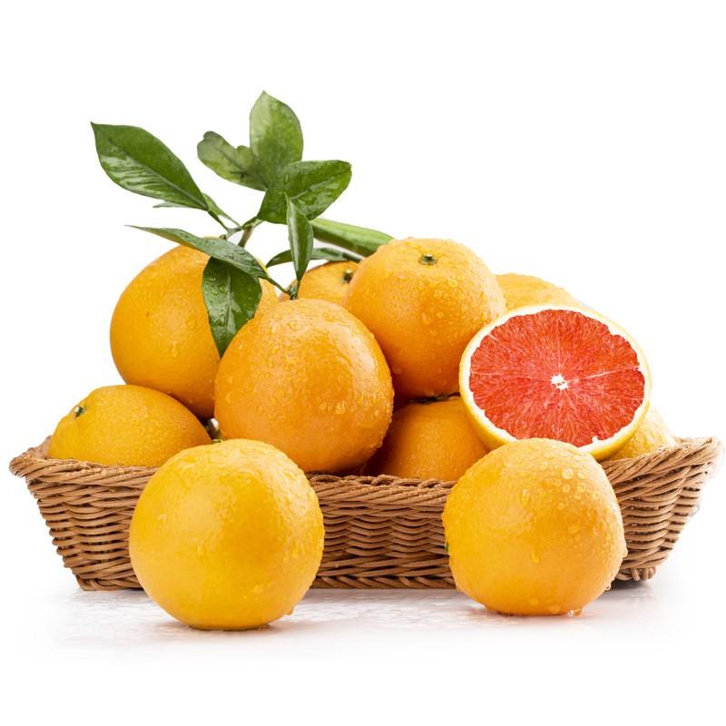 新鲜水果赣南血橙正宗江西赣州红肉脐橙红心橙子当季水果雪橙现摘
