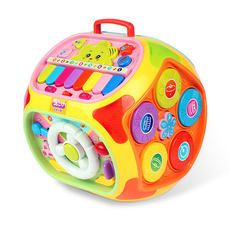 Multifunctional baby toys, game tables Baoli