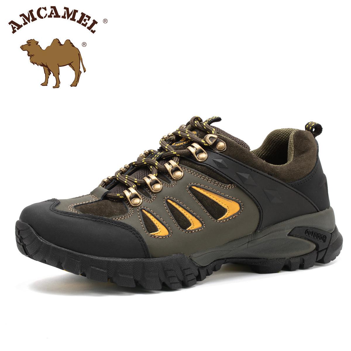 Демисезонные ботинки Camel hm1660106 198