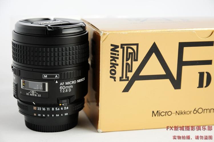 SLR объектив Объектив 99 новый Nikon макро автофокус AF 60 F/2,8 и д 60мм Ф2. 8 рекомендуется