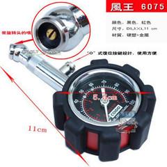 风王6075 高精度迷你汽车胎压计 胎压表 胎压显示表轮胎气压测试