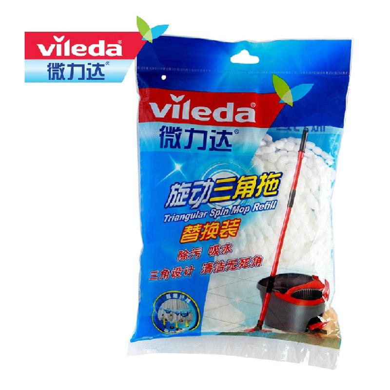 Комплектующие для швабры Vileda
