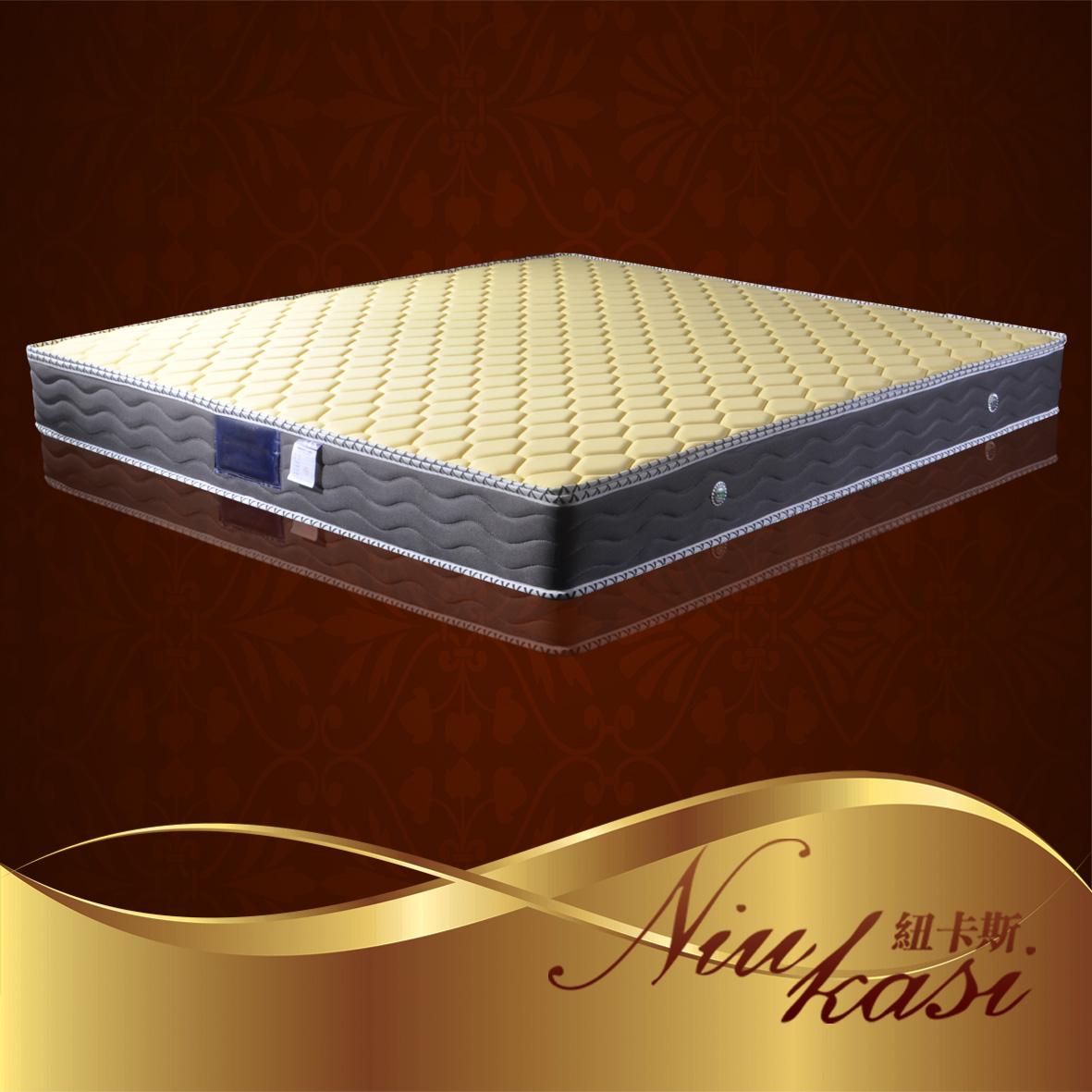 纽卡斯天然棕榈全椰棕硬床垫028型