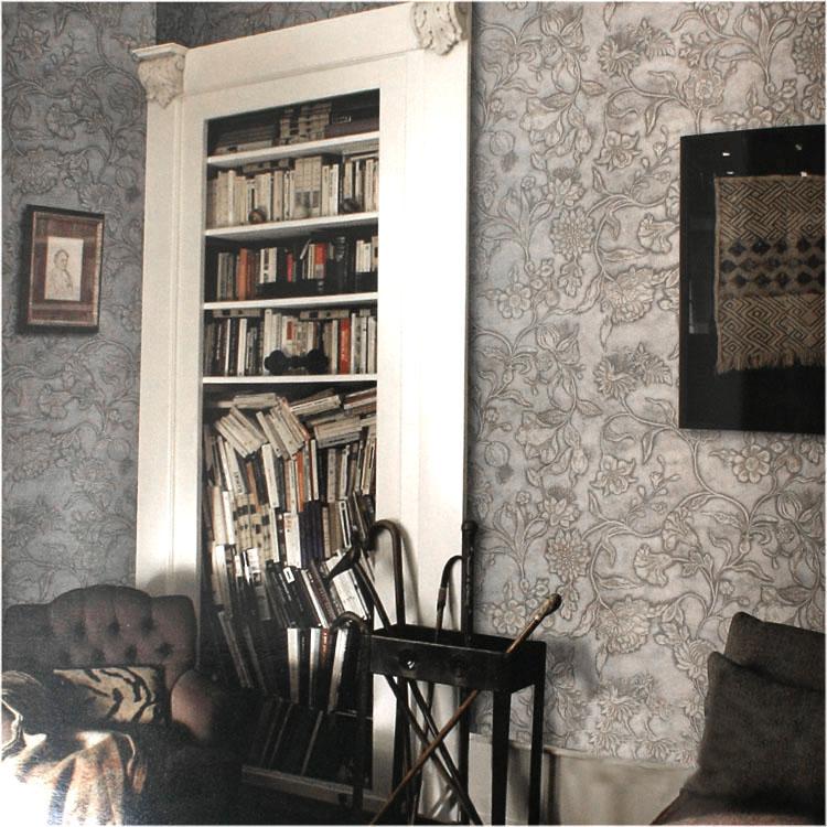 布吕克纳复古做旧欧式古典无纺布墙纸ew05