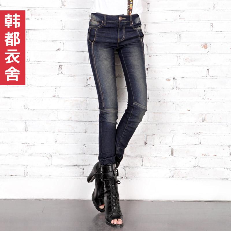 Джинсы женские Hstyle ej1232 2012 Hstyle/Korean clothing care