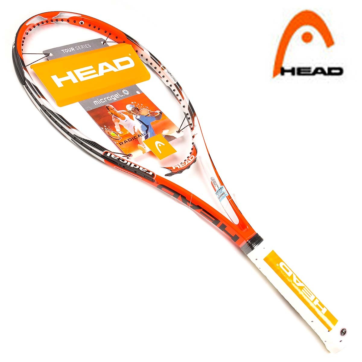 теннисная ракетка HEAD 232310 ATP MICROGEL RADICAL MP L3 230081