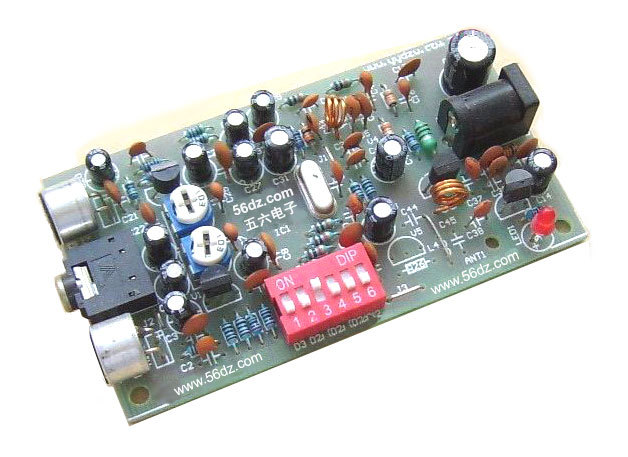 FM-модулятор Fifty/six electronic  BH1417F