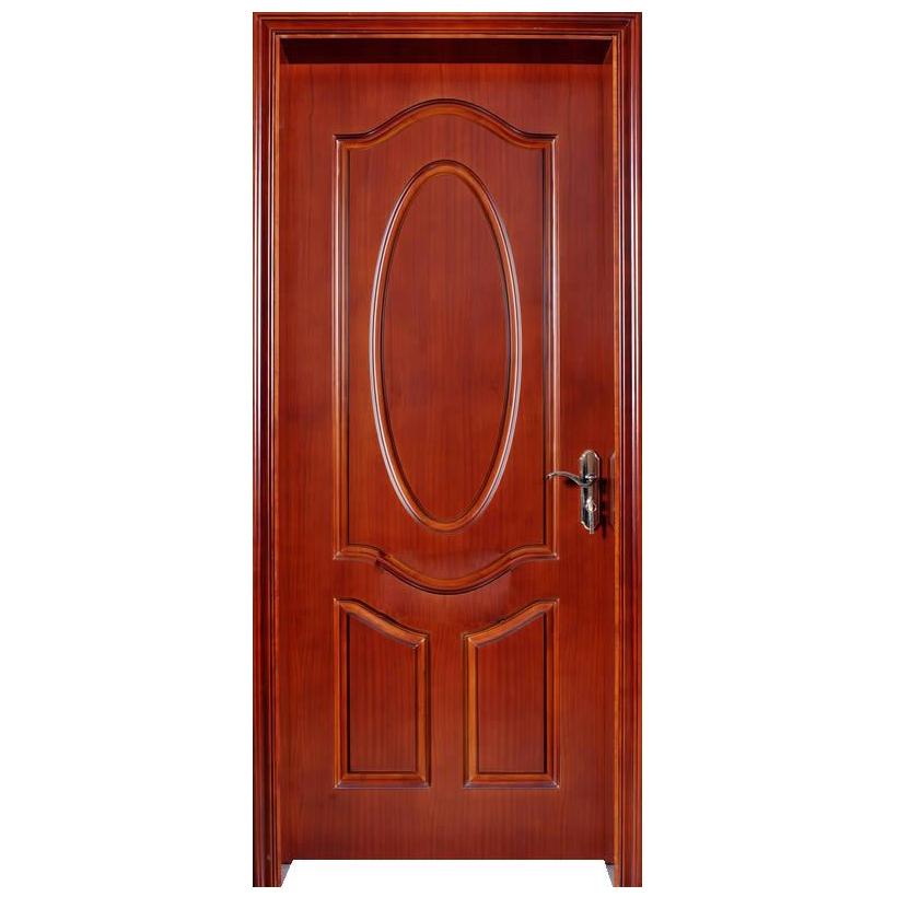 深宇门业门实木烤漆门全指节橡木门s111
