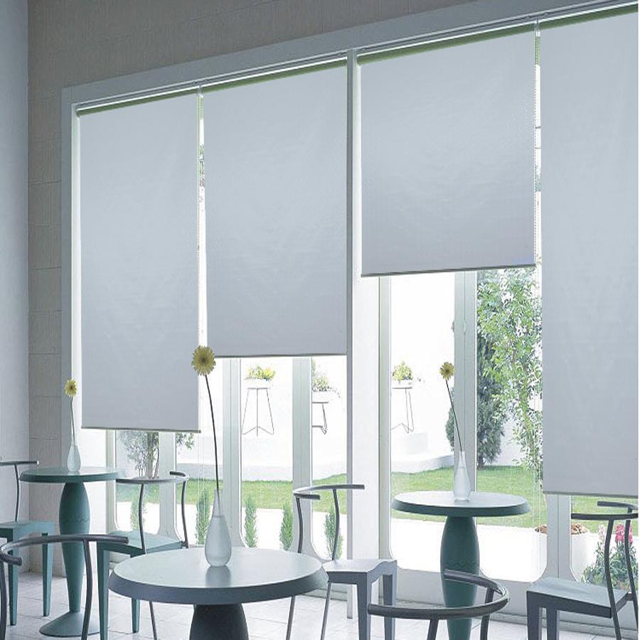 Rideaux store cuisine rideaux pour portes en verre avec for Store bateau pour cuisine