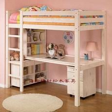 Детская кровать Song rim Xuan pine