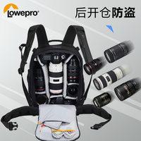 乐摄宝佳能尼康专业摄影包双肩防水防盗户外大容量相机包微单背包
