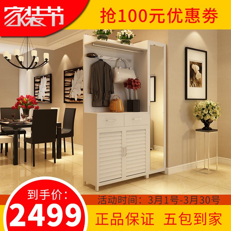 都爱·具尚现代简约白色门柜GD126