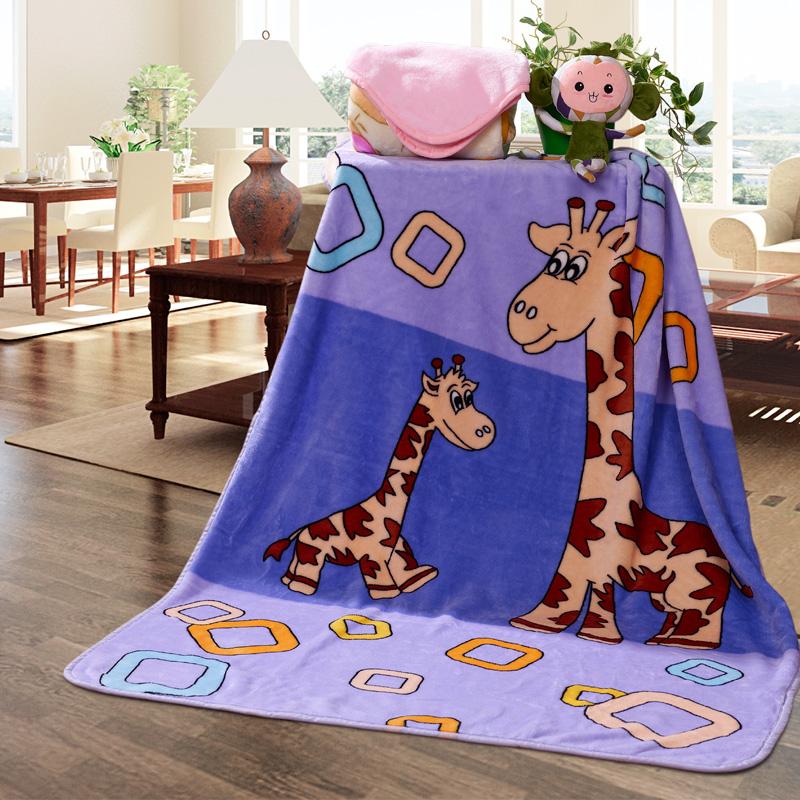 富安娜毛毯床上用品盖毯970100045