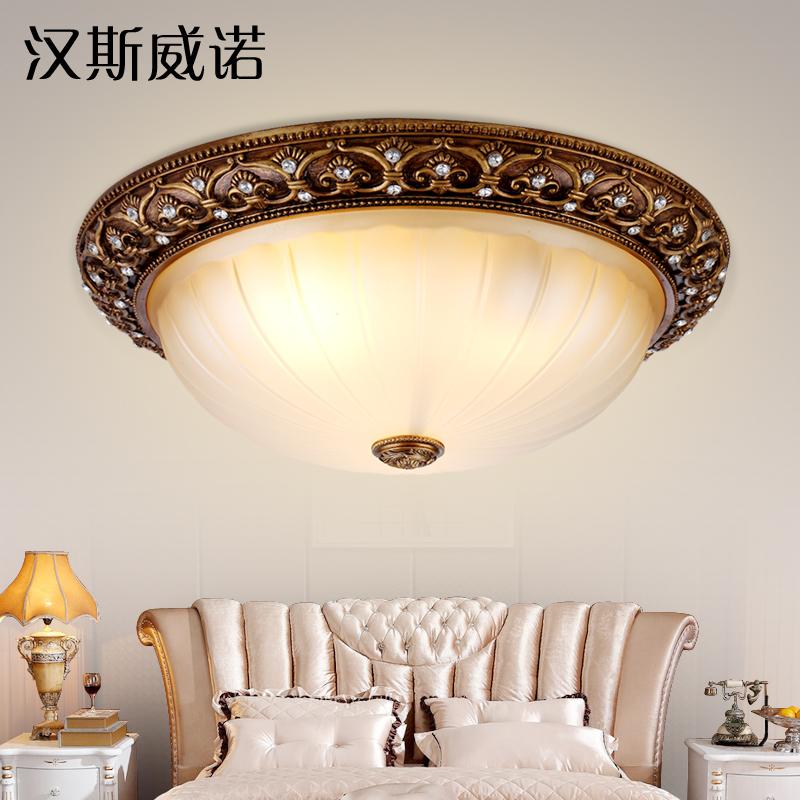 汉斯威诺现代简约圆形led吸顶灯HS109003