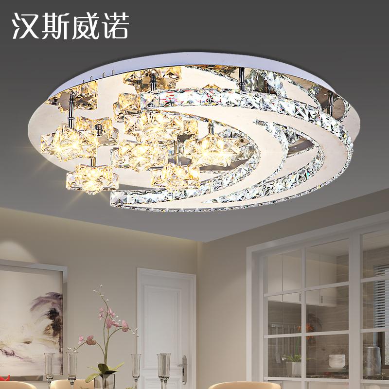 汉斯威诺艺术水晶灯吸顶灯HS601022
