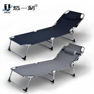 easyrest/易瑞斯 悠一刻折叠床加固折叠单人床午休床办公室午睡床行军床简易折叠床