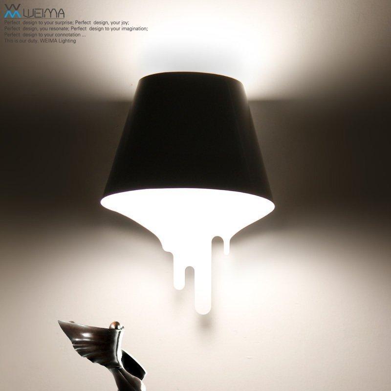 维玛艺术创意床头壁灯