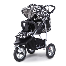 Three-wheel stroller MASTER