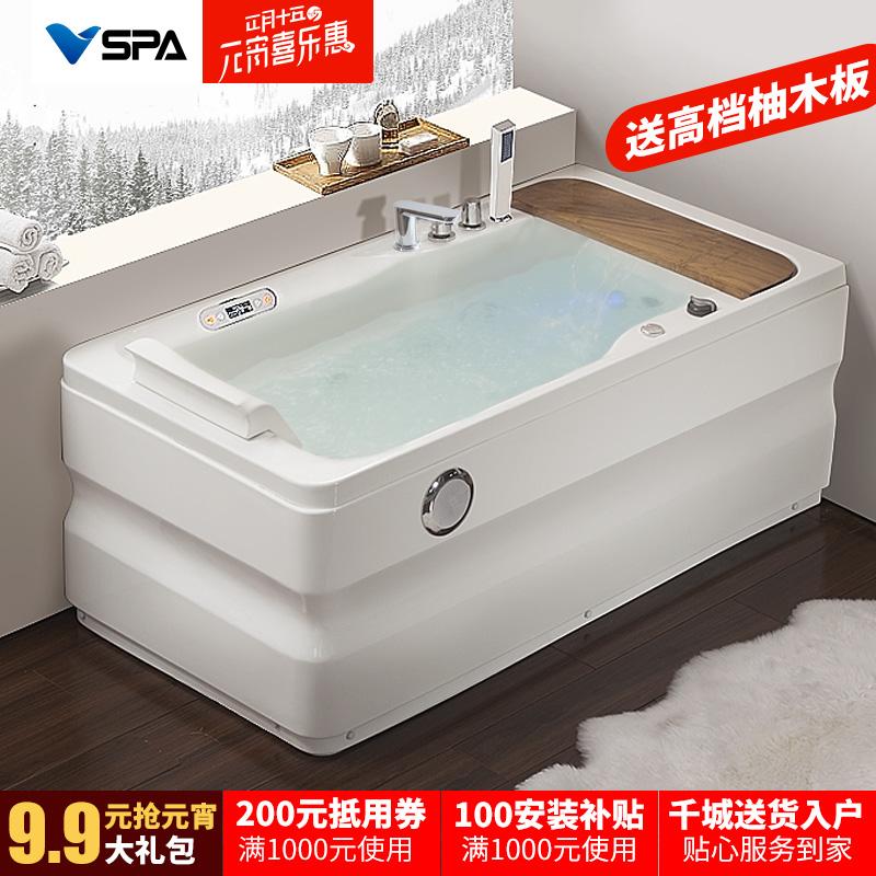 威仕霸按摩浴缸VSP062