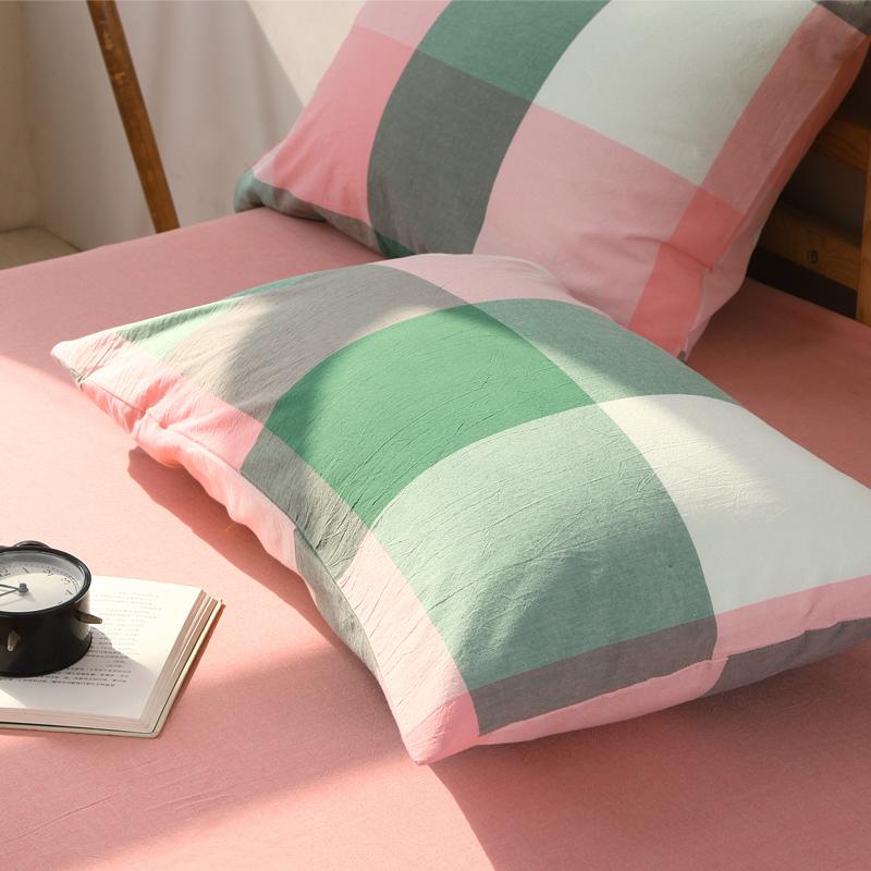 活力因子水洗棉枕套hw-mcz16040301