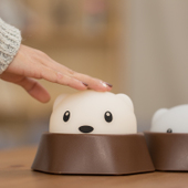 Whac-A-Mole Cute Touch Lamp
