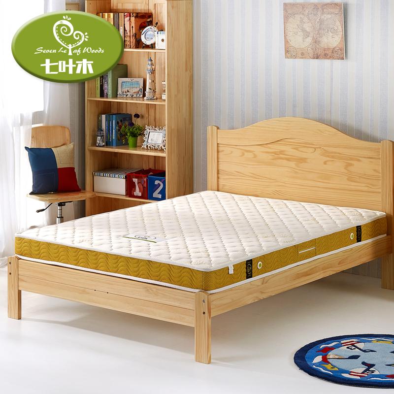 七叶木儿童床垫QYMCD001