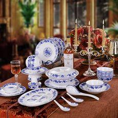 Набор фарфоровой посуды Qinqin of Jingdezhen