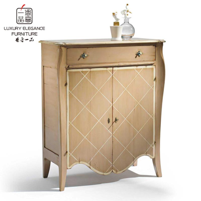 香奢一品家具美式储物柜ad084
