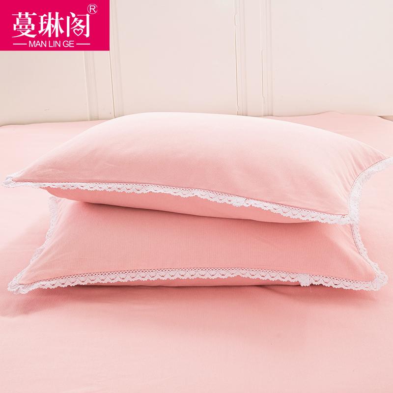 蔓琳阁老粗布枕套1629