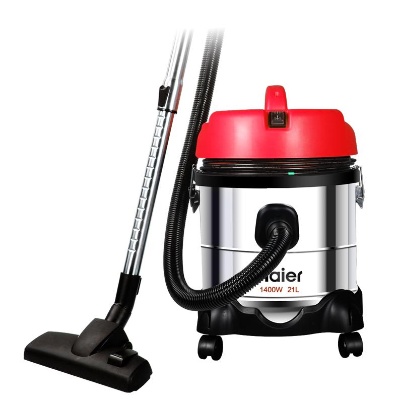 海尔干湿家用吸尘器家用商用桶式宾馆大功率强吸力HC-T3143R正品