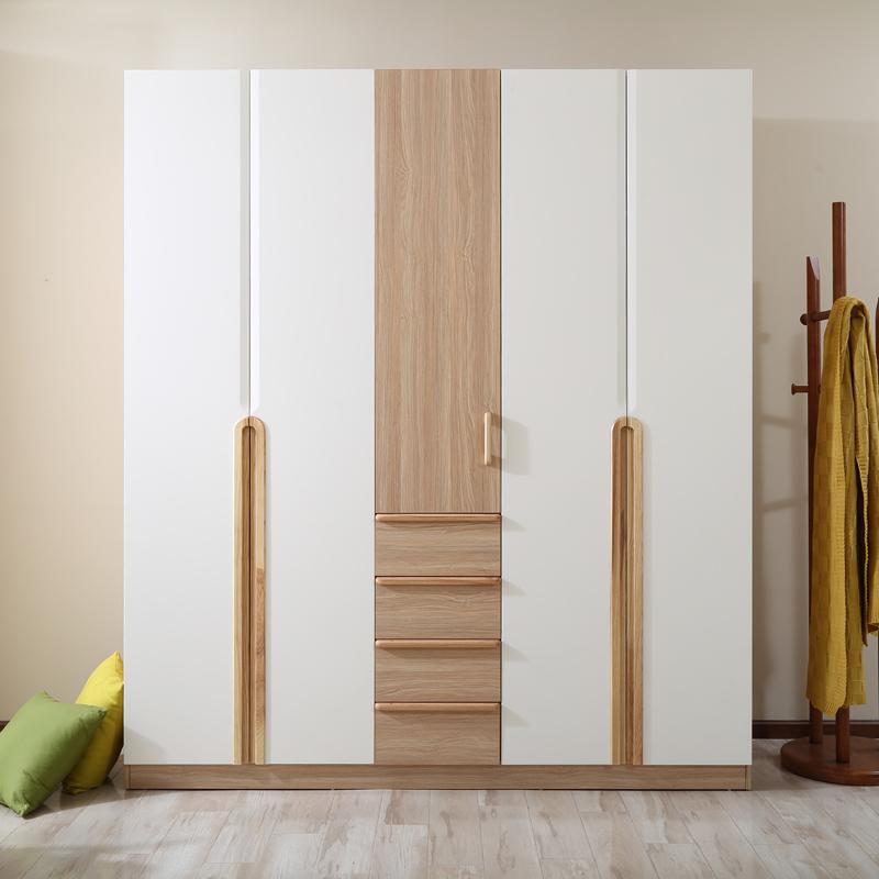 我的故事北欧衣柜衣橱组装柜子M-02衣柜