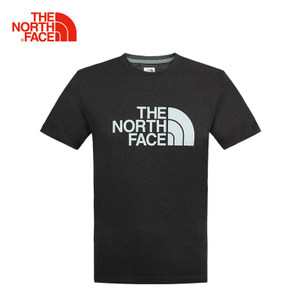 The North Face/北面 17春夏户外男款舒适短袖T恤2SM3