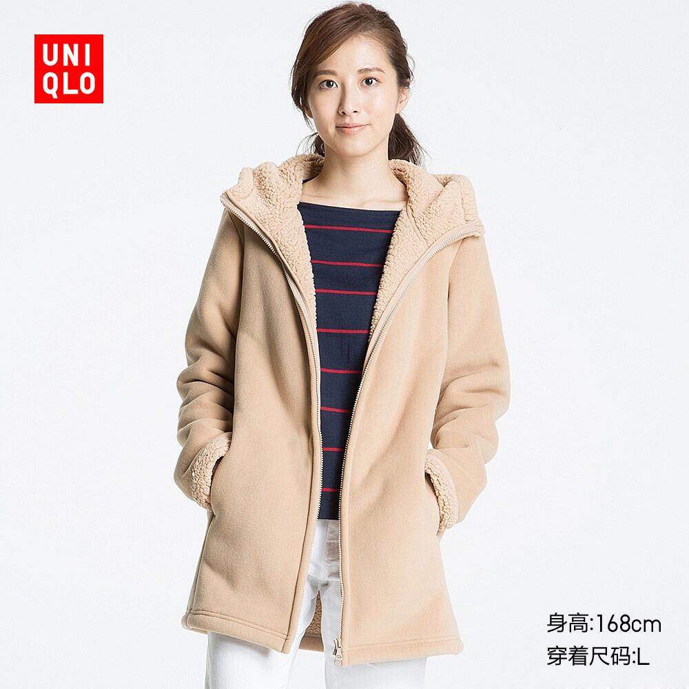 женский плащ Uniqlo uq176640000 176640