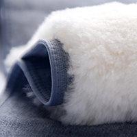 羊毛护腰带男女暖胃护胃暖宫护肚子冬季成人腹部腰围腹带羊绒保暖