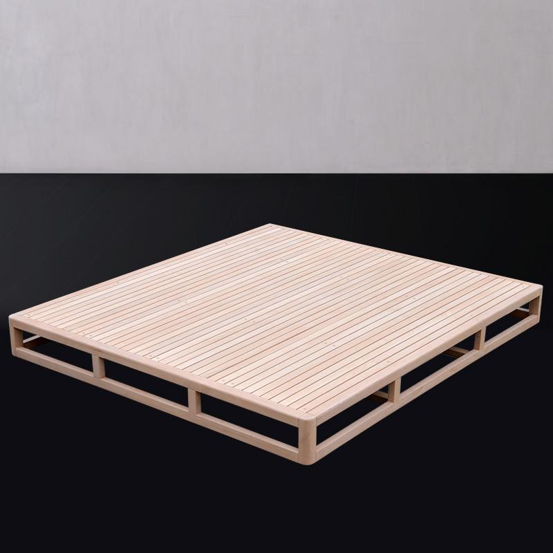 佐必林纯榉木拆装型木板床垫CD-4