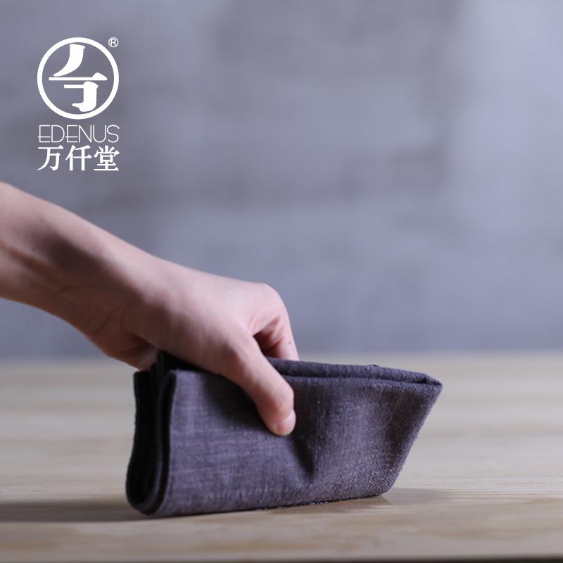 万仟堂加厚茶巾吸水茶布巾101152300000