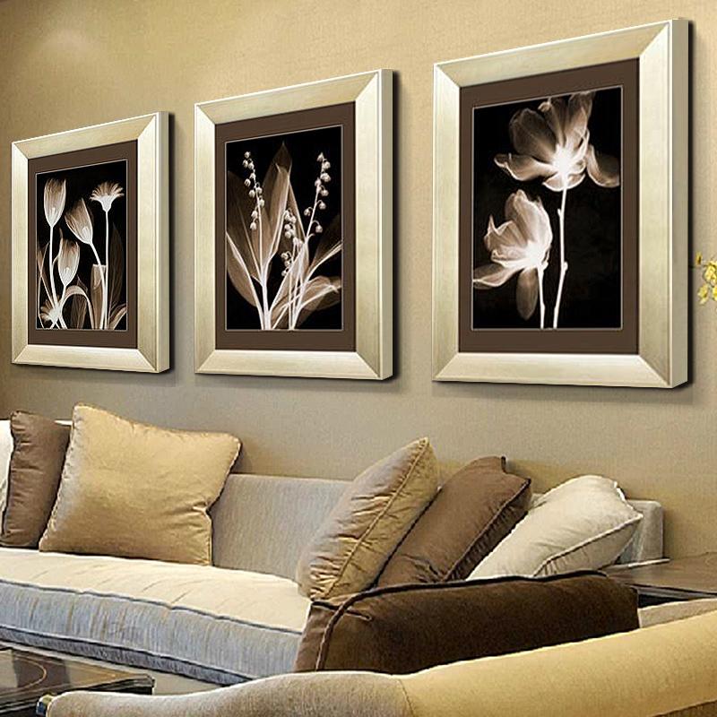 柠檬树客厅装饰画LMK8-002