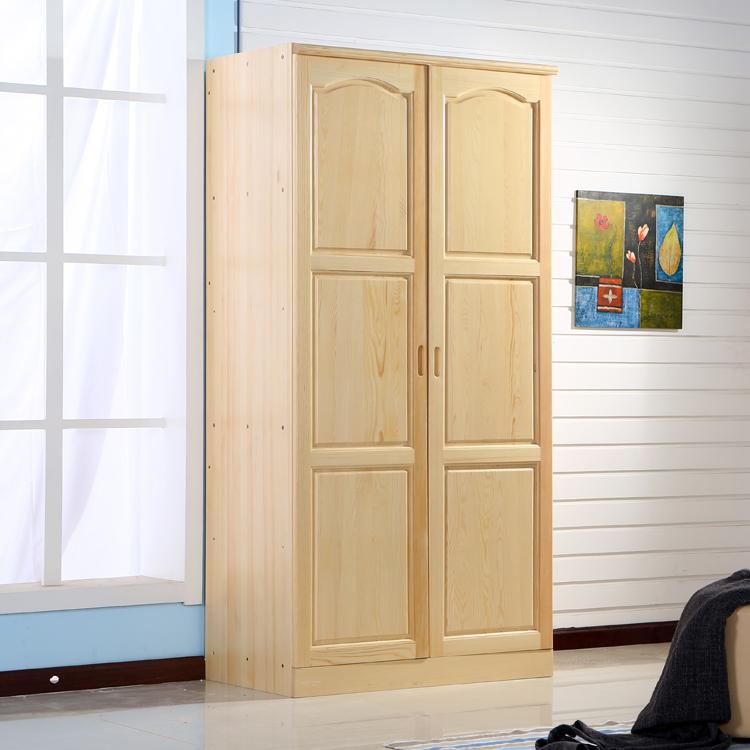 百冠家具中式全实木衣柜Z97