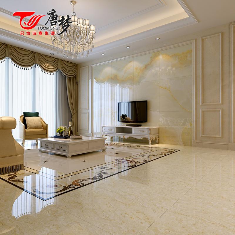 唐梦30通体大理石瓷砖室内地砖